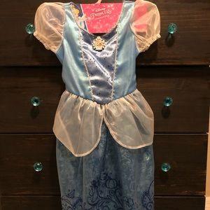 Disney Cinderella dress up, girls costume dress